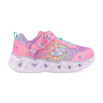 Skechers Untamed Hearts 302088N/HPMT Roze