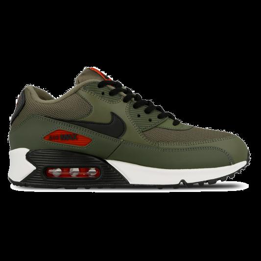 Nike Air Max 90 Essential schoenen olijf zwart
