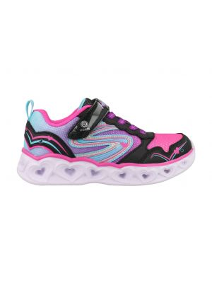 Skechers Hearts Lights 20294L/BKMT Roze