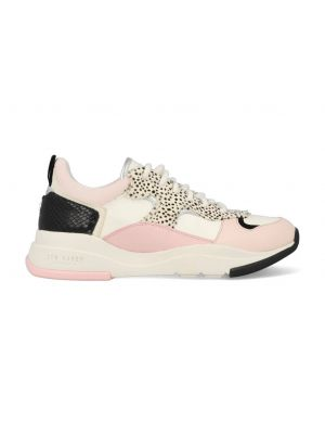 Ted Baker Sneakers 249637 Wit / Roze