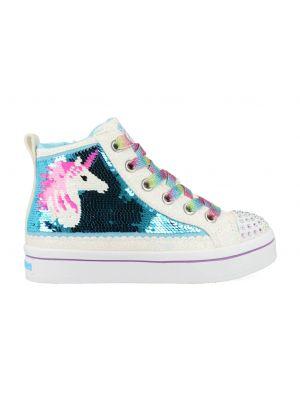 Skechers Twinkle Toes 314550L/WMLT Wit