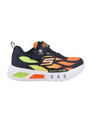 Skechers Lights Dezlom 400016L/NVOR Zwart / Oranje