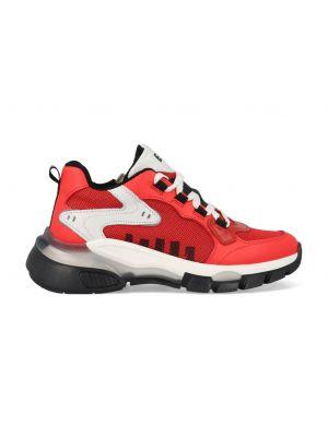 Braqeez Sneakers Gio Genna 421470-541 Rood