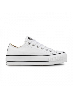Converse All Stars Lift Clean 561680C Wit