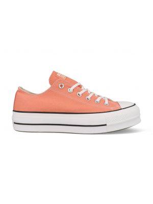 Converse All Stars Chuck Taylor Lift Peach 563495C Oranje