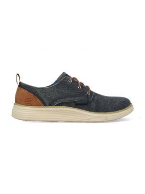 Skechers Status 2.0 Pexton 65910/NVY Blauw