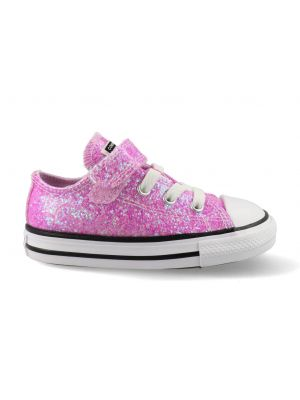 Converse All Stars Chuck Taylor OX 765981C Roze / Wit