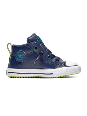 Converse All Stars Chuck Taylor Street Boot 766008C Blauw / Groen / Wit