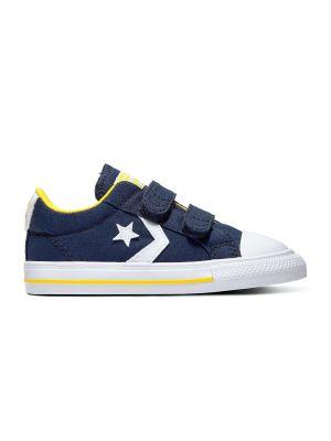 Converse All Stars Star Player 2v 766956C Blauw / Geel / Wit