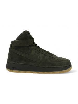 Nike Air Force 1 Hoog 807617-300 Groen