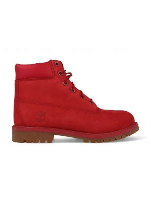 Timberland Junior 6-Inch Premium Boot A13HV Rood