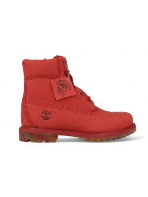 Timberland Premium 6 Boot A148Z Rood