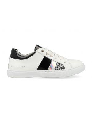 Bullboxer Sneakers AHM031E5L_WWBKKB10 Wit