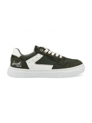 Bullboxer Sneakers AOP004E5L_DKOLKB60 Groen