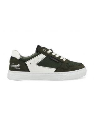 Bullboxer Sneakers AOP004E5L_DKOLKB40 Groen