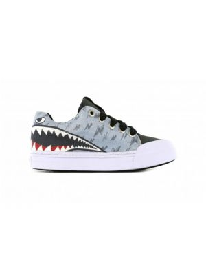 Go Banana's Sneakers GB_SHARKATTACK Blauw