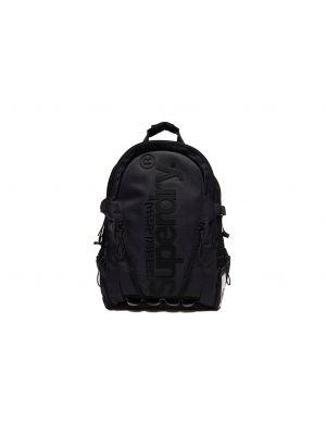 Superdry Rugzak Line Tarp Backpack M91009MR Zwart