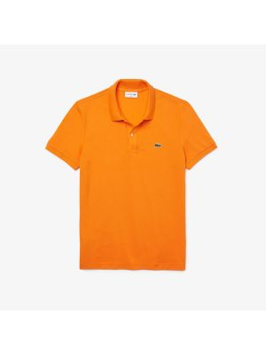 Lacoste Slim Fit Polo PH4012-DRA Oranje