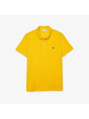 Lacoste Slim Fit Polo PH4012-US3 Geel