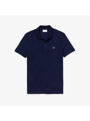 Lacoste Slim Fit Polo PH4012-166 Blauw