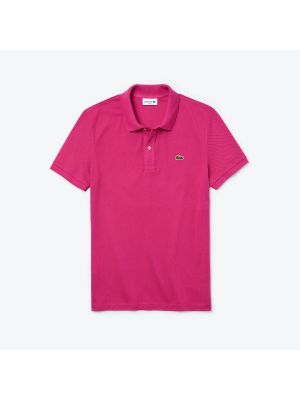 Lacoste Slim Fit Polo PH4012-Z04 Roze