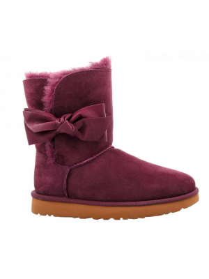 UGG Daelynn Classic Boot Dames 1019983/PORT Paars