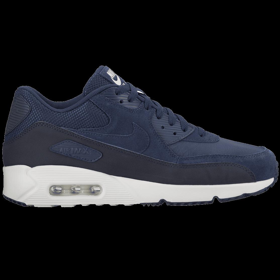 Nike Air Max 90 Ultra 2.0 Leather 924447 400 Blauw