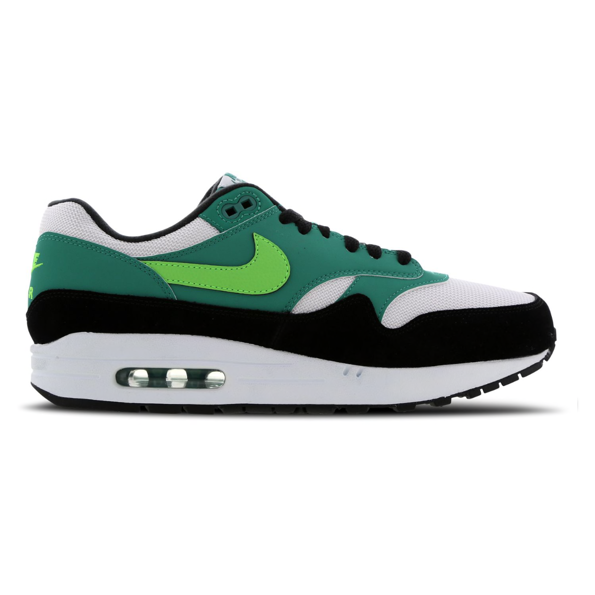 nike air max 1 legergroen