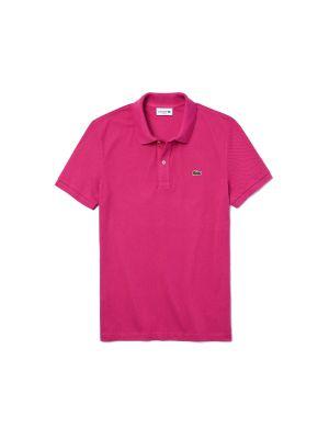 Lacoste Slim Fit Polo PH4012-Z04 Roze