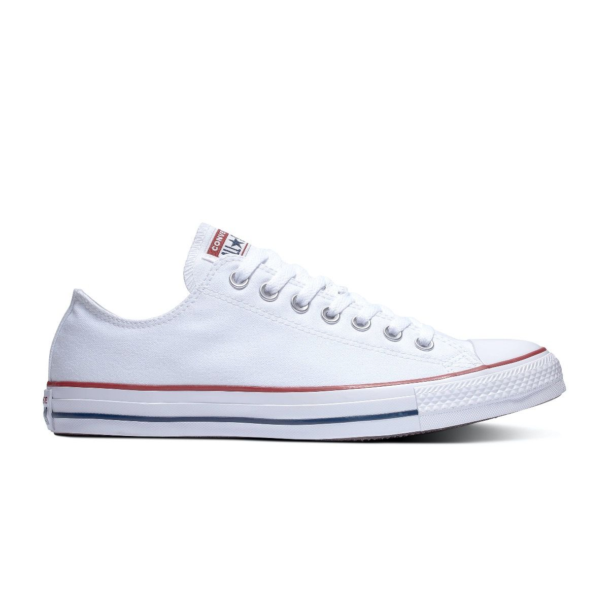 Converse All Stars Laag Wit (Mt 35 t/m 46)