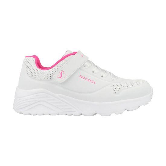 Skechers Uno Lite 310451L/WHP Wit