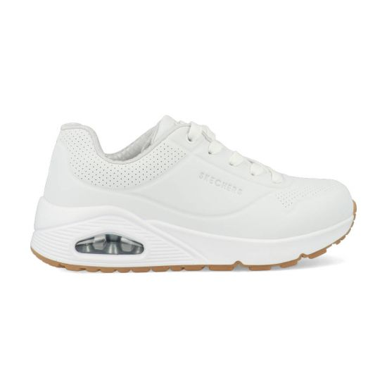 Skechers Uno Stand On Air 403674L/WHT Wit