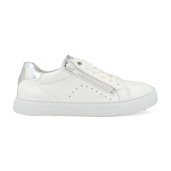 Bullboxer Sneakers AOP000E5L_WHSLKB10 Wit