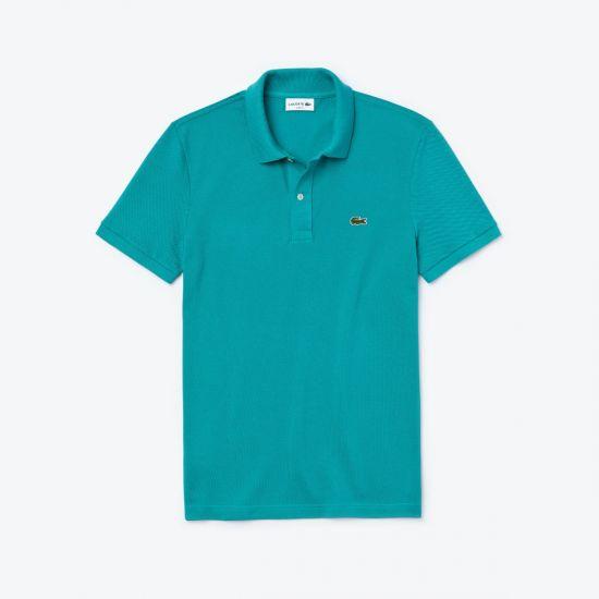 Lacoste Slim Fit Polo PH4012-S5J Blauw