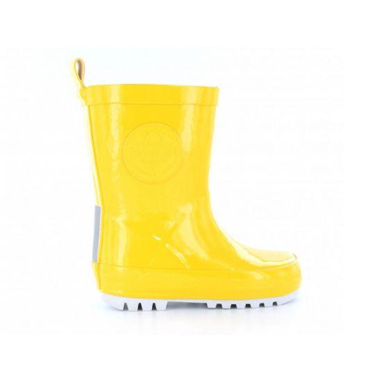 Shoesme Regenlaarzen RB7A092-C Geel