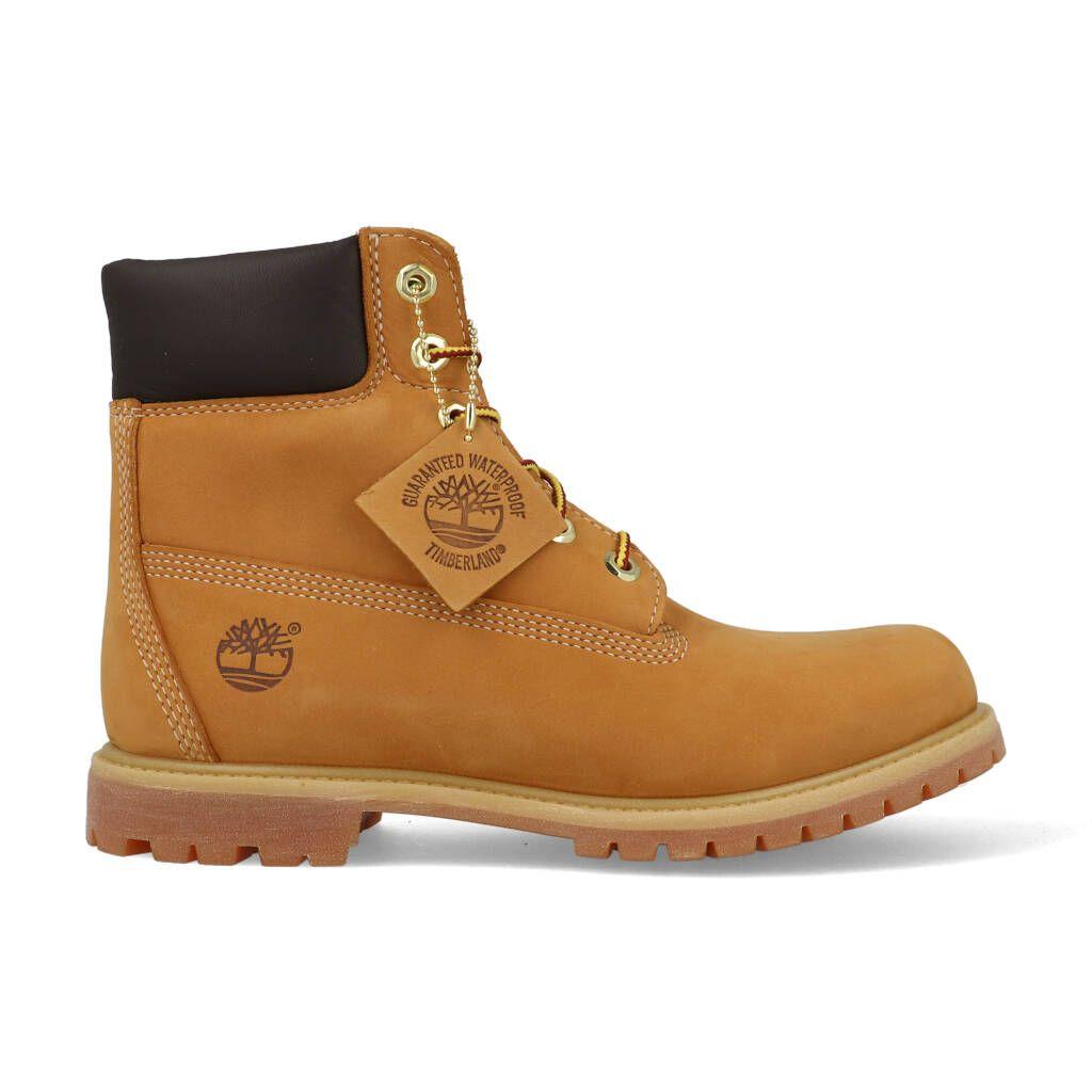 Kvadrant Uppmärksam domän  Timberland Dames 6-Inch Premium Boots (36 t/m 41) Geel / Honing ...