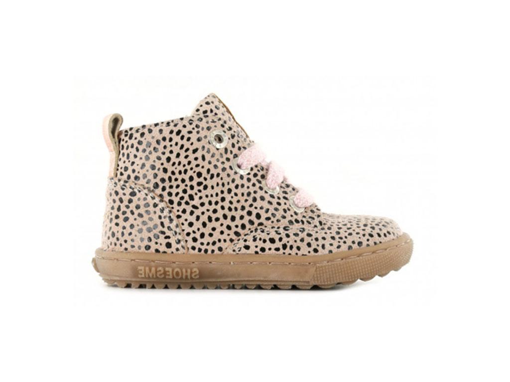 Shoesme Sneakers EF9W015-H Roze maat 17