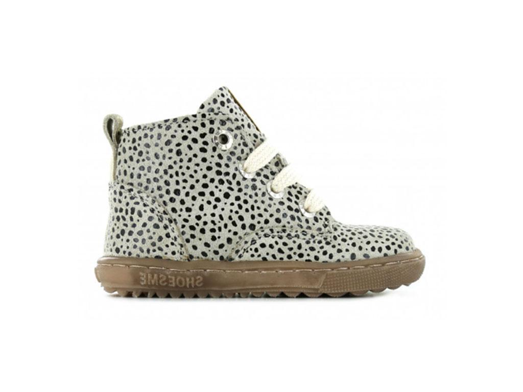 Shoesme Sneakers EF9W015-J Beige-26 maat 26
