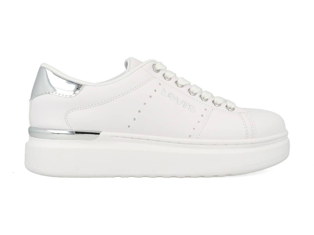 Levi's Sneakers ELLIS MAX T VELM001S Wit maat