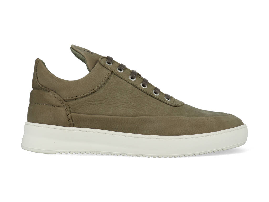 Filling Pieces Low Top Ripple Cairos Army Green maat