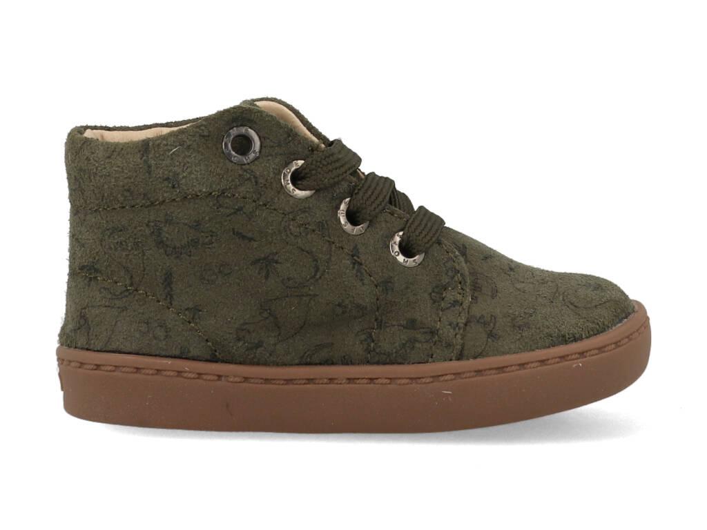 Shoesme Sneakers FL21W001-F Groen-20 maat 20