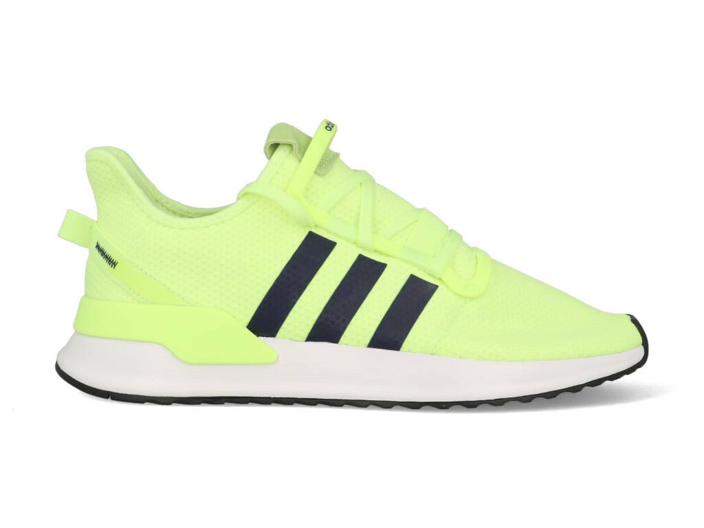 Adidas U Path Run G27643 Geel maat