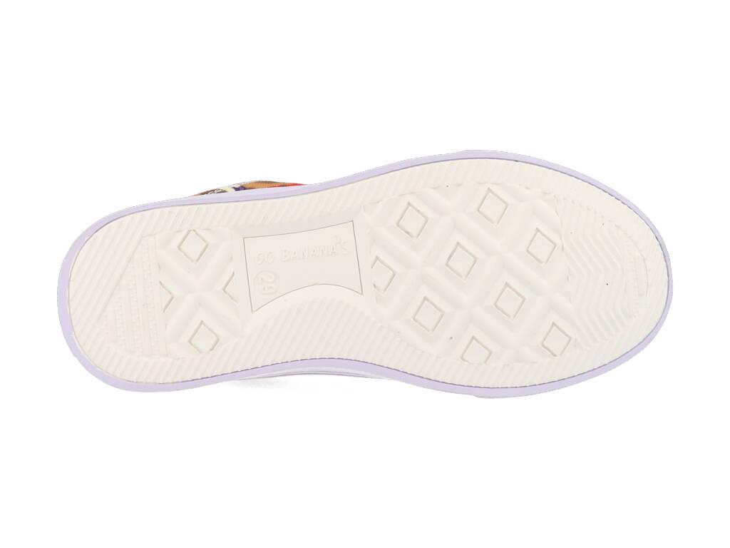 Go Banana's Sneakers GB_FLAMINGO-L Roze / Bruin-20 maat 20