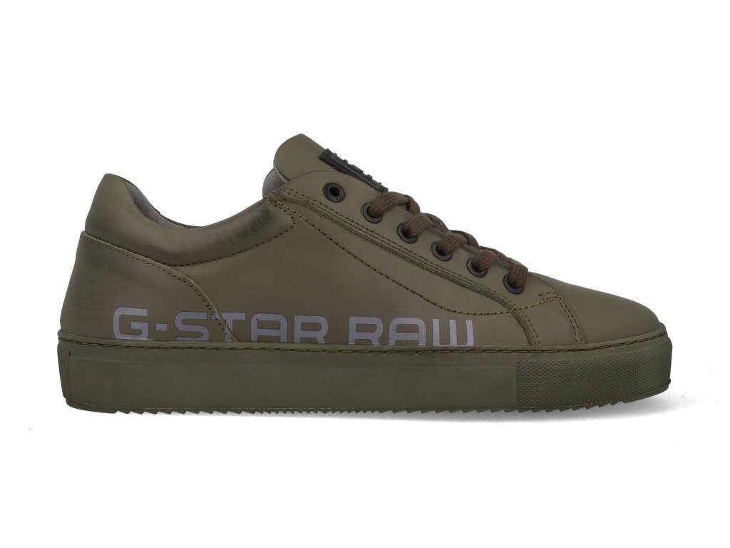 G-Star Sneakers LOAM WORN TNL M 2142 006501 Groen maat