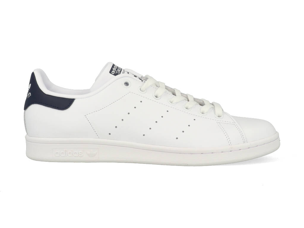 Adidas Stan Smith M20325 Wit Blauw-48 2/3 maat 48 2/3