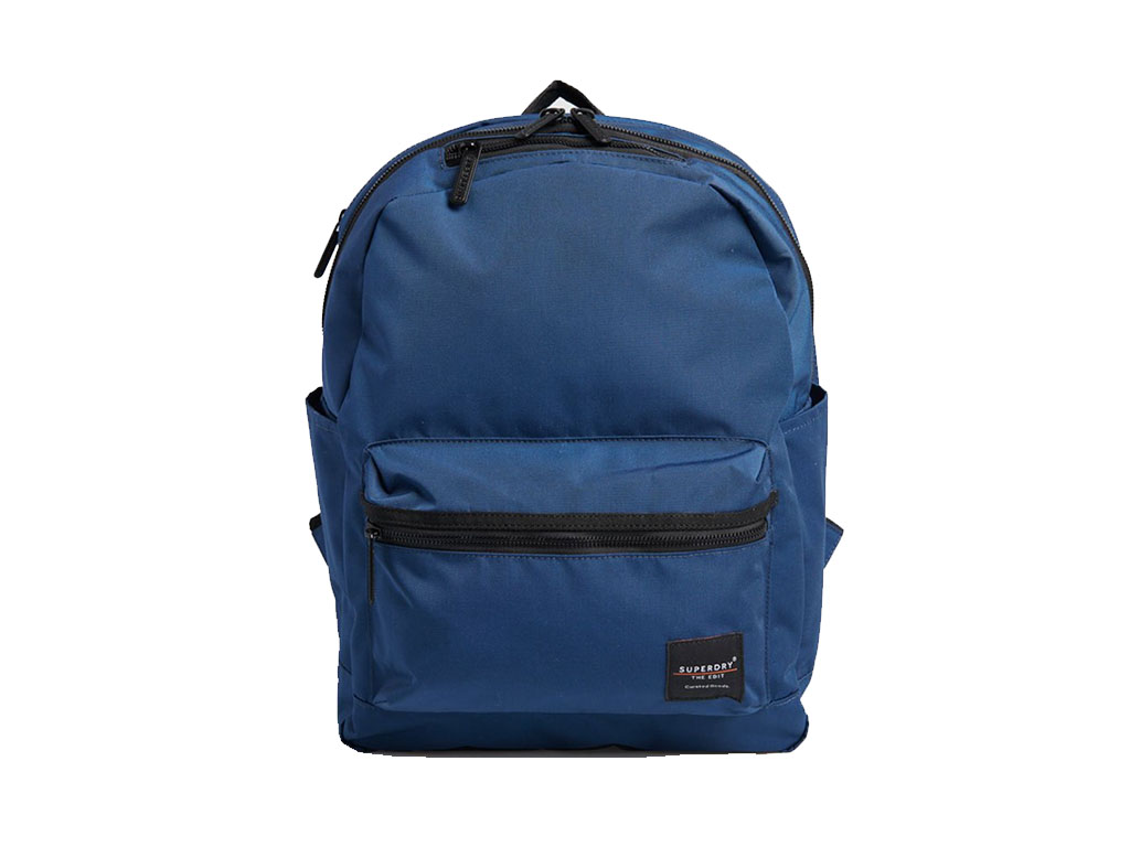 Superdry Rugzak Edit City Pack M9110036A Blauw maat