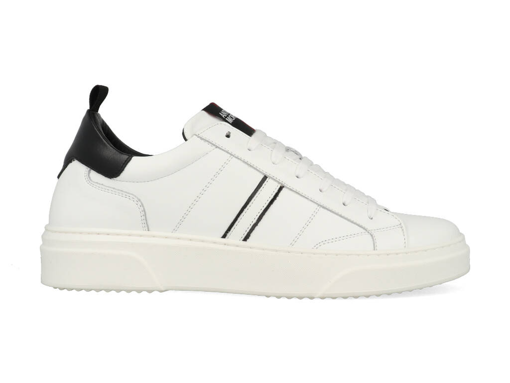 Antony Morato Sneakers MMFW01209-LE300001 Wit-41 maat 41