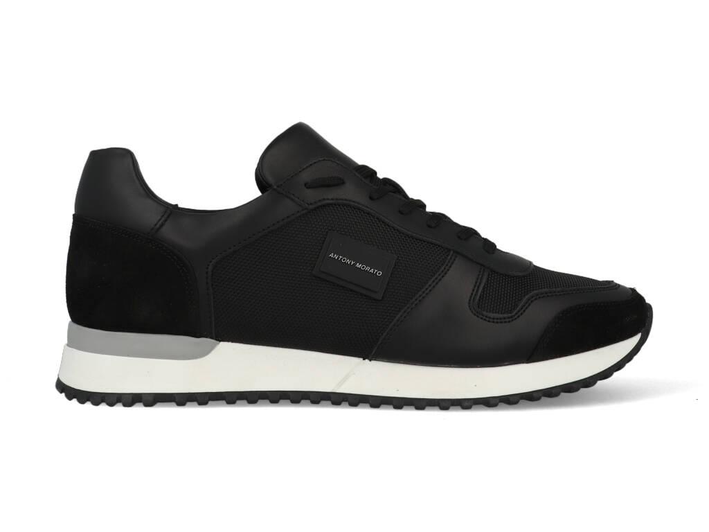 Antony Morato Sneakers MMFW01219-LE500019 Zwart maat