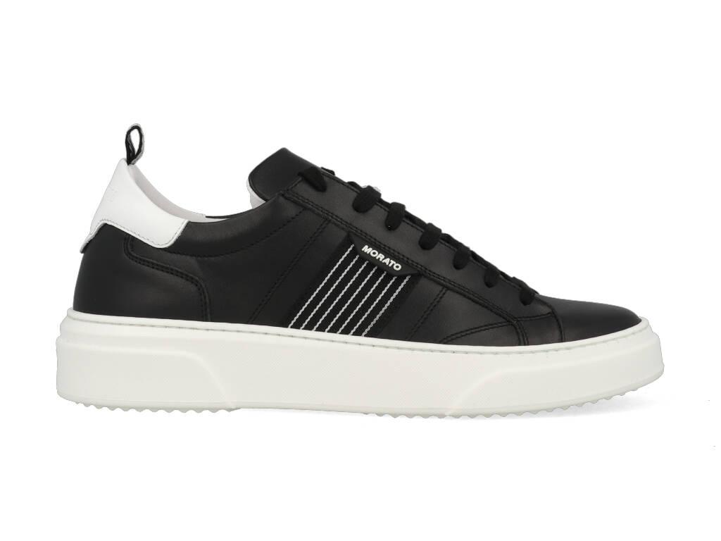 Antony Morato Sneakers MMFW01254-LE30001 Zwart - Wit-45 maat 45