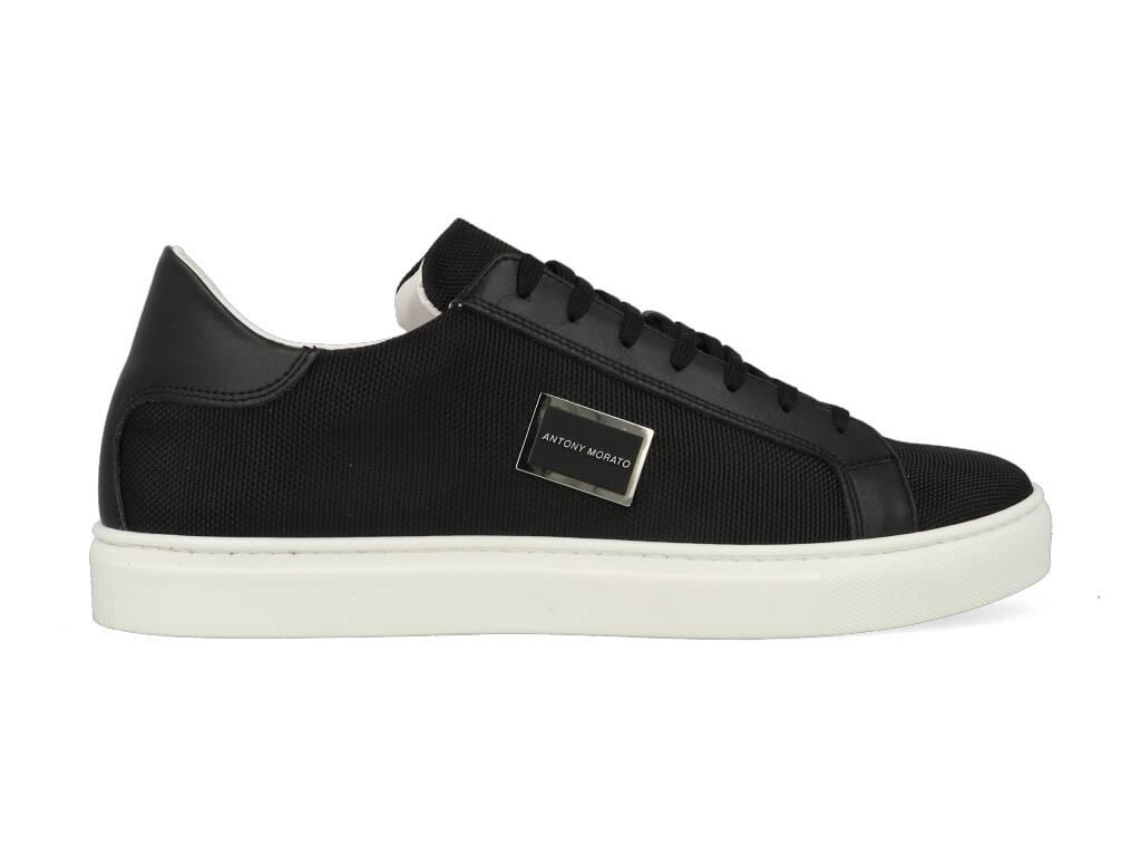 Antony Morato Sneakers MMFW01275-LE500019 Zwart-42 maat 42